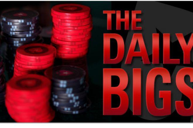 Pokerstars daily bigs