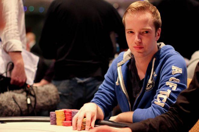 PokerStars.com EPT Londen: Remie bust, Swart short door naar dag vijf