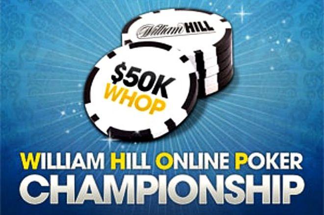 William Hill Online Poker Championship