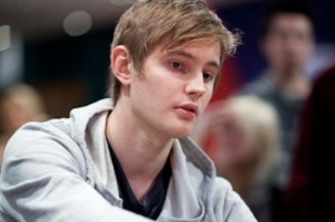 Mattias Bergström i EPT London final