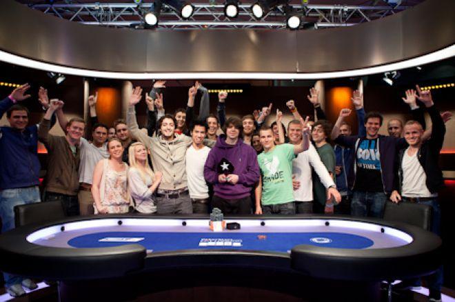 PokerStars.com EPT Londen: Benny Spindler geeft masterclass en wint £750.000