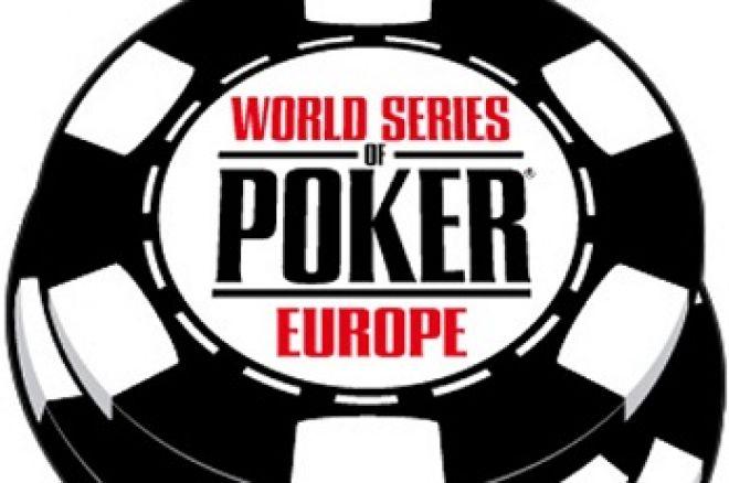 Danas počinje World Series Of Poker Europe 0001