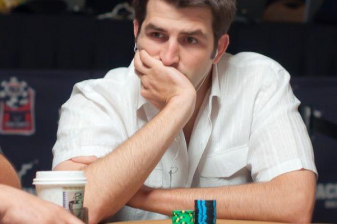 Situace na high stakes: Nejúspěšnějším hráčem byl Ta-Chih Geeng 0001