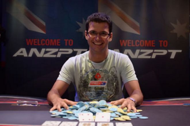 Jack Drake Wins ANZPT Darwin Main Event 0001