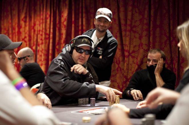 2011 WSOPE: #1 turnyre vienas lyderių Philas Hellmuthas, #2 turnyro startas be lietuvių 0001