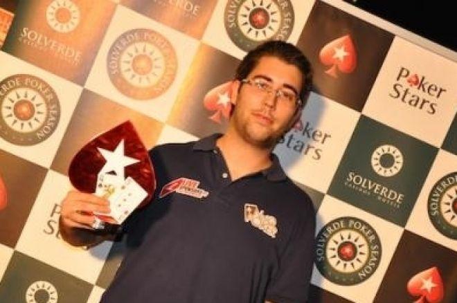 Portugal Poker Series 2011 - João Pi Correia é o campeão em Espinho 0001