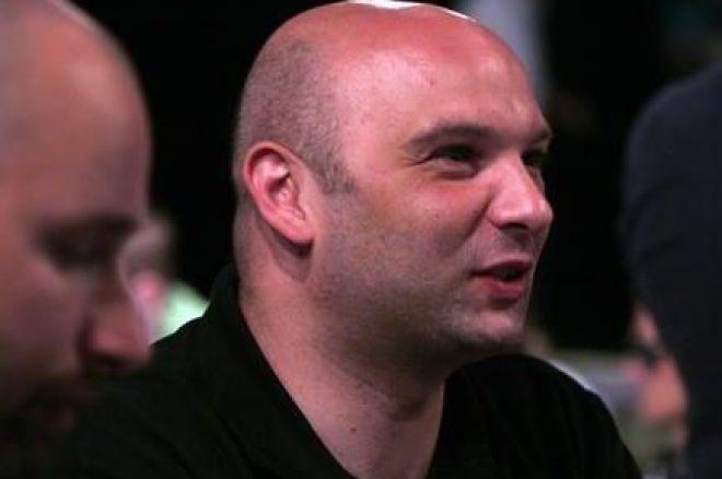 WSOPE 2011 - Evento #2 - Miguel Madjer Barbosa no Dia 2 0001
