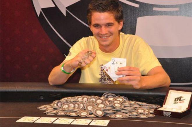 Guillaume Humbert Šampion #1 Eventa na WSOP-E 0001
