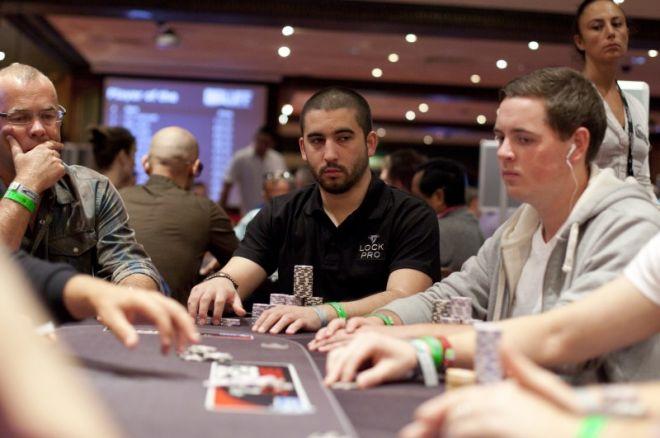 Ricardo Pereira 14º no Evento #2 WSOPE (€9.141) 0001