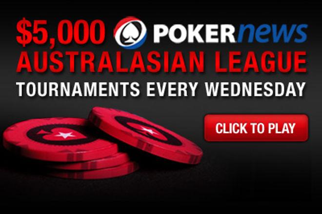 Win Big in the PokerNews $5,000 PokerStars League 0001