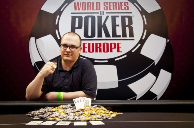 Steve Billirakis Šampion Eventa #3: €5,300 Pot Limit Omaha  € 238,140 0001