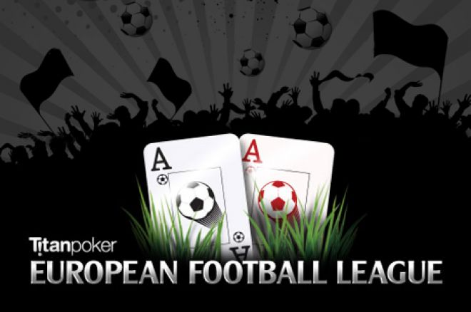 Titan Poker European Football League