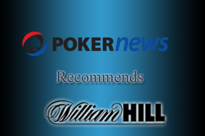 William Hill Poker med gode kampanjer for sine spillere! 0001