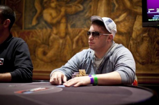 World Series of Poker Europe Main Event Dzień 1a: Rosen Rises liderem 0001