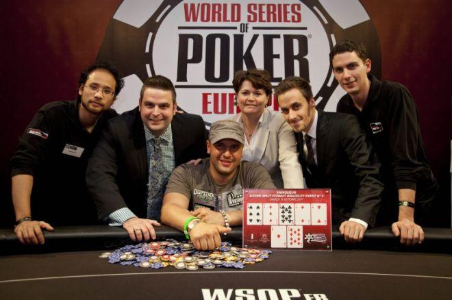 WSOPE 2011: antroji Grinderio apyrankė ir pagrindinio turnyro startas 0001