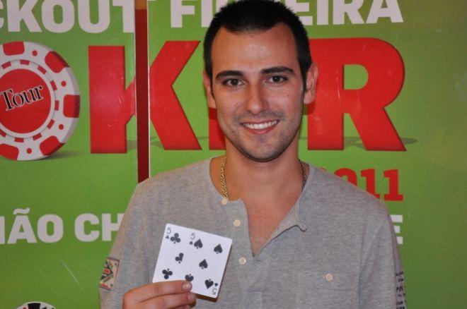 Knockout Figueira Poker: Quinaz é o vencedor da etapa de Outubro 0001