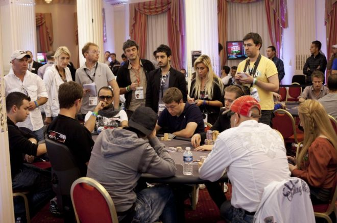 WSOPE Main Event 2011
