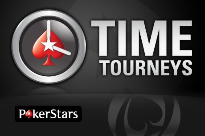 "Win Fast at PokerStars in the New ""Time Tourneys"" 0001"