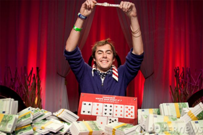WSOPE 2011 : Elio Fox champion Main Event (1.400.000€) 0001