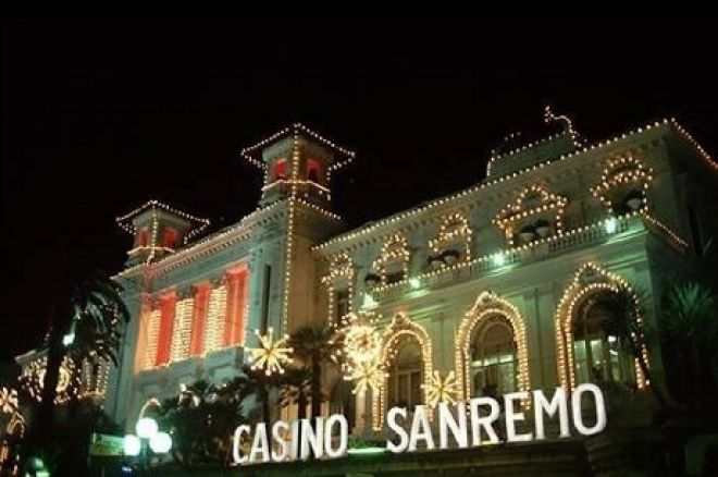 The Casino San Remo