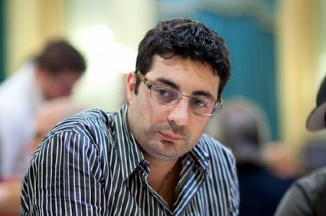 EPT San Remo 2011 - Gianluca Trebbi é o chipleader do Dia 1 A 0001