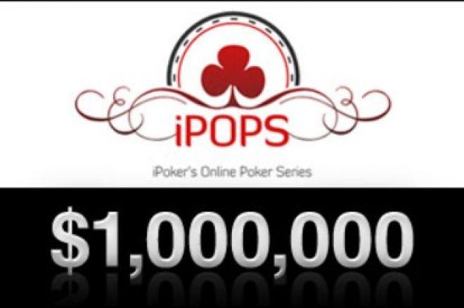 $ 1 000 000 гарантії в iPOPS на Titan Poker 0001