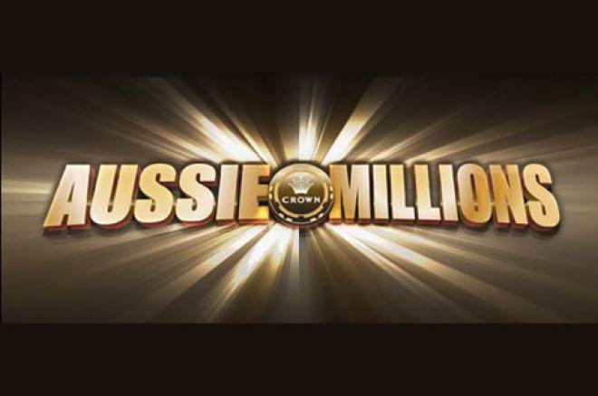 Joga o Aussie Millions com a Titan Poker 0001