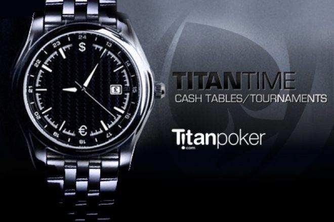 Titan Poker: Titan Time og Aussie Millions 0001