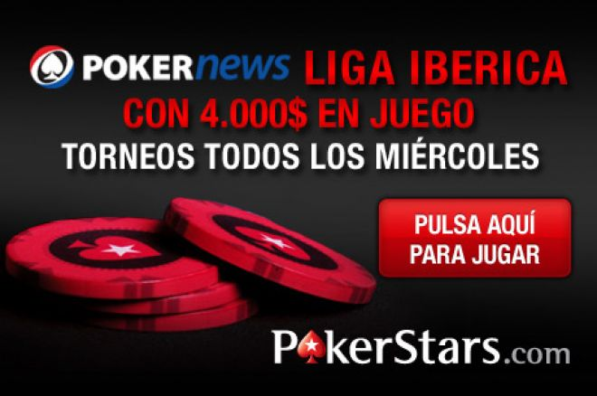 Liga Ibérica en PokerNews de PokerStars
