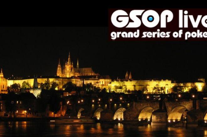 GSOP Live Praha