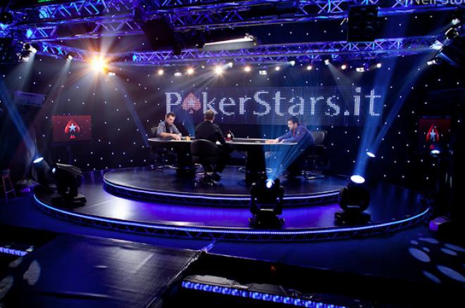 PokerStars.it EPT San Remo | Andrey Pateychuk klaart de klus
