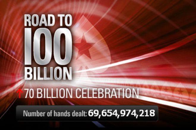 Približavamo se 70-milijarditoj ruci na PokerStarsu 0001
