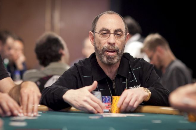 Barry Greenstein e Linda Johnson juntam-se ao Poker Hall of Fame 0001