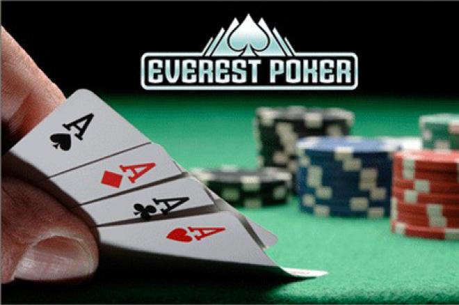 Everest Poker - найкращі акції для гравців 0001