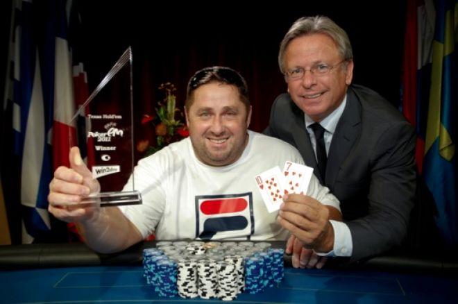 Szabó Zoltán nyerte a póker Európa-bajnokság főversenyét Badenben 0001