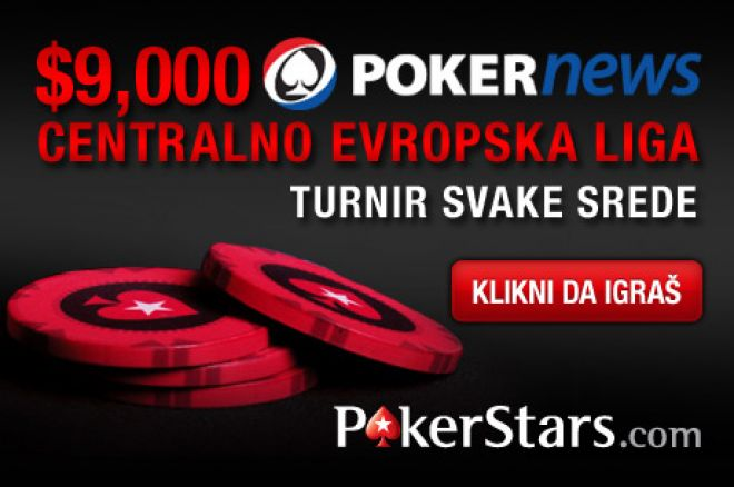 Uzmi učešće na $9,000 PokerStars PokerNews Ligi Sad! 0001