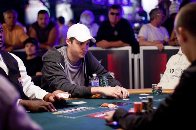 November Nine - caminho das World Series of Poker: Matt Giannetti 0001