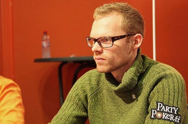 WPT: Anders B. Rasmussen Indtager Flot 11. Plads Efter Dag 2 0001