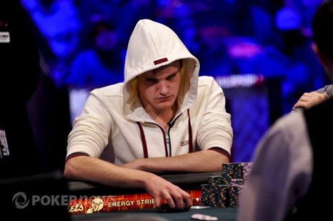Uczestnik November Nine Pius Heinz dołącza do Team PokerStars Pro 0001