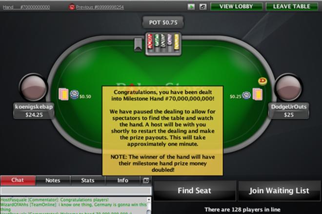 扑克之星700亿落在heads-up后 0001