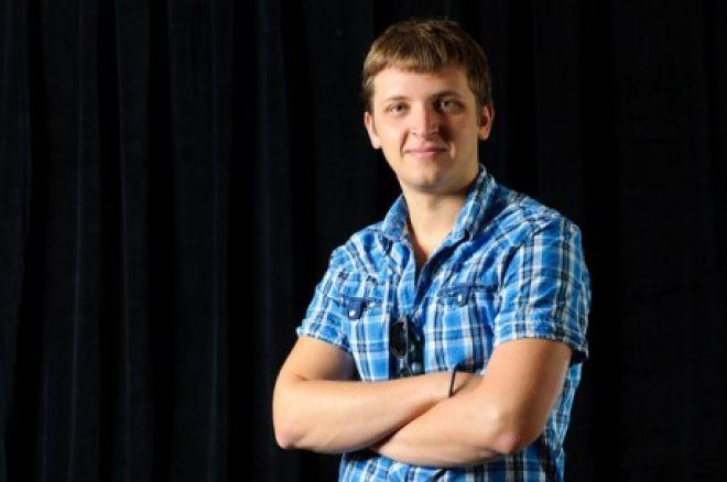 Представлення учасників WSOP November Nine. Антон Макієвський 0001