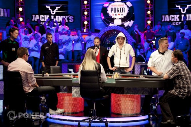 WSOP Main Event finalbord