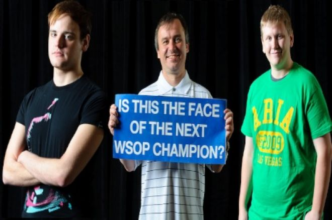 2011 WSOP:谁是冠军? 0001