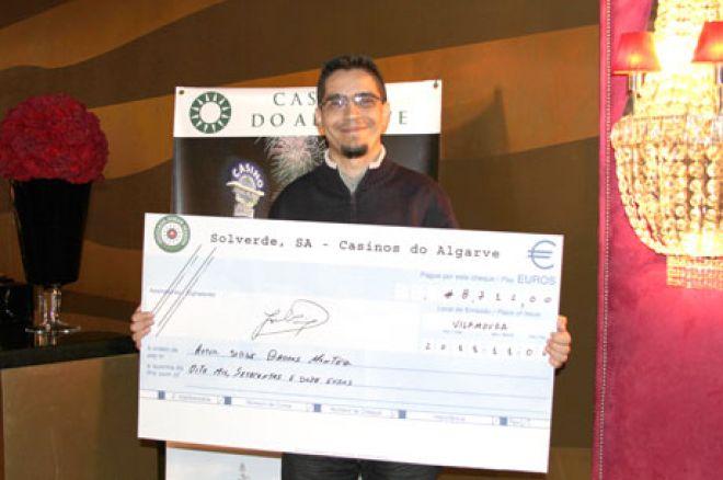 Solverde Season - Artur Jorão Montez é o vencedor da 11ª etapa 0001