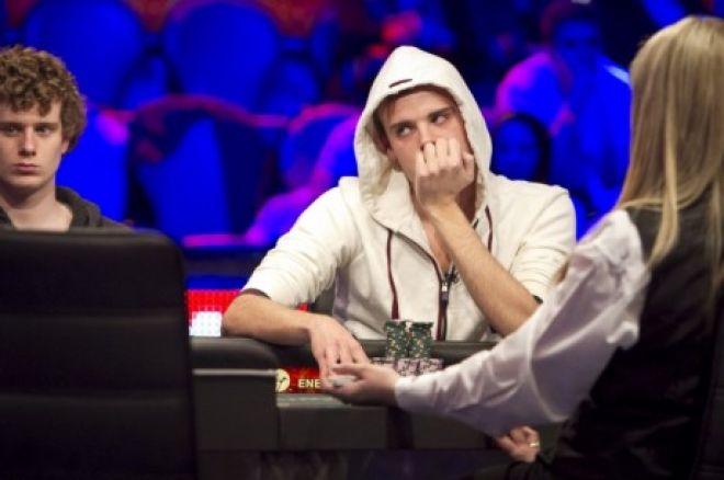 WSOP 2011: Интервью с текущим чиплидером Пиусом... 0001