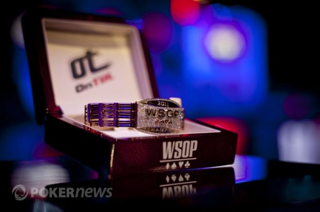 2011 WSOP Main Event braclet