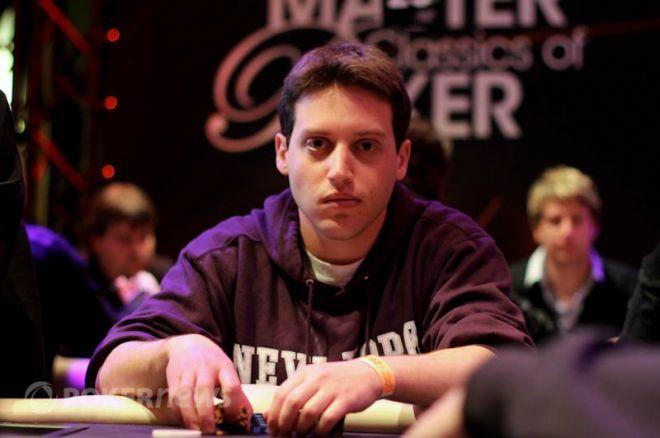 MCOP €10.000 High Roller | Lucius en Van der Sman bij laatste zes