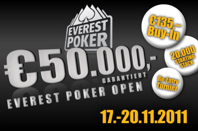 Dodies uz Vīnes Everest Poker Open 0001
