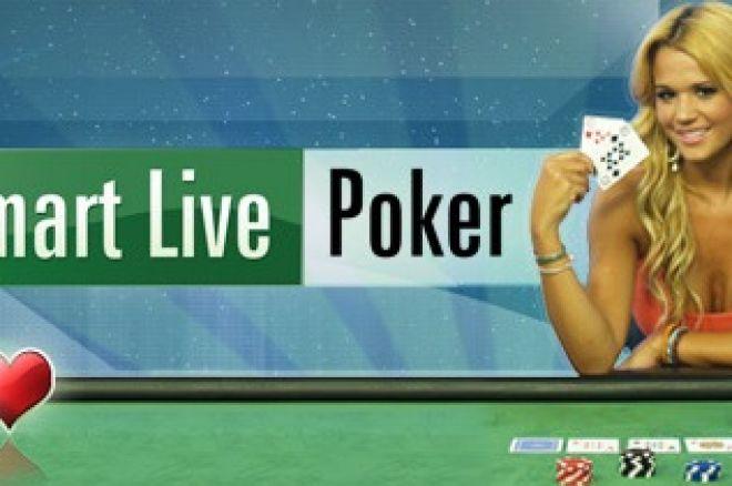 Класирайте се на GSOP Прага и PokerFest Румъния със Smart Live... 0001