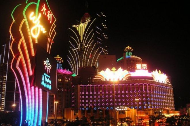 PokerNews Jet Set: Macau, China 0001